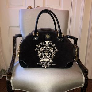 Dog Carrier Juicy Couture Cute Embroidery